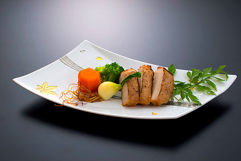 強肴庄内産桜美豚 庄内味噌ソテー風